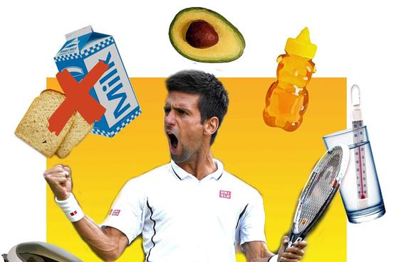 gluten free diet for sport